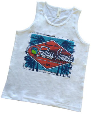 Tanktops, bags, bandannas, and more!